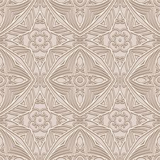 Free Beige Pattern Royalty Free Stock Image - 33811256