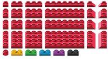 Free Blocks Set Stock Photo - 33814450