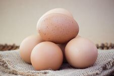 Free Eggs Royalty Free Stock Image - 33816456