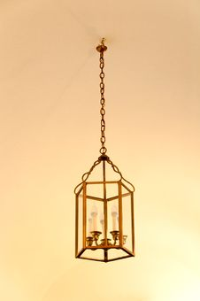 Free Antique Lamp Stock Image - 33823371