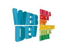 Free Web Development Tools Stock Photo - 33826790