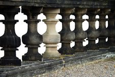 Free Balustrade, Cut Out Stock Photography - 33843342