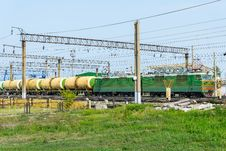 Free Freight Train Stock Images - 33845914