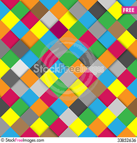 Free Abstract Colorful Background Royalty Free Stock Image - 33852636