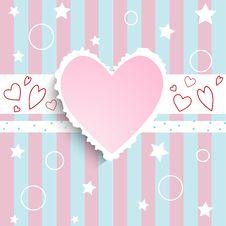 Free Hearts Stock Photography - 33851402