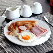 Free Breakfast Meal Stock Photos - 33858703