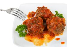 Free Meatballs Stock Photos - 33859633