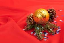 Free Christmas Decoration Royalty Free Stock Images - 33860079