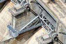 Free Dam Of Aldeadavila Stock Images - 33863274