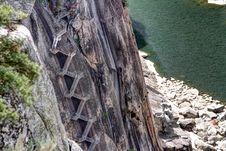 Free Dam Of Aldeadavila Royalty Free Stock Photo - 33863815