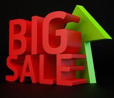 Free Big Sale Stock Photos - 33865883