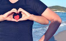 Free Heart Shape Royalty Free Stock Photography - 33866667