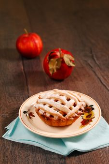 Free Apple Pie Stock Photo - 33871030