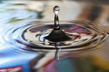 Free Waterdrops Stock Photos - 33872843