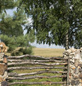 Free Old Fence. Royalty Free Stock Photography - 33881477