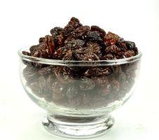 Free Raisins Stock Image - 33881391