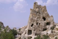 Free Cappadocia Rock Landscapes Royalty Free Stock Images - 3390339