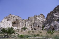 Free Cappadocia Rock Landscapes Stock Photos - 3390353
