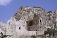 Free Cappadocia Rock Landscapes Royalty Free Stock Photos - 3390388
