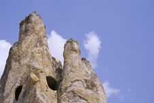 Free Cappadocia Rock Landscapes Stock Photography - 3390452