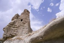 Free Cappadocia Rock Landscapes Stock Images - 3390504