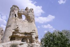 Free Cappadocia Rock Landscapes Stock Image - 3390521