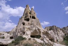 Free Cappadocia Rock Landscapes Royalty Free Stock Images - 3390689