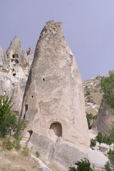 Free Cappadocia Rock Landscapes Stock Photo - 3390770