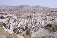 Free Cappadocia Rock Landscapes Stock Photos - 3390803