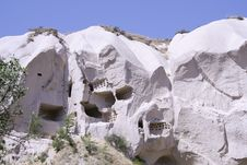 Free Cappadocia Rock Landscapes Stock Images - 3390994