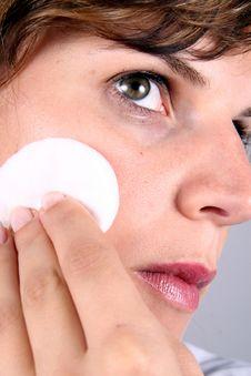 Free Skincare Royalty Free Stock Image - 3391046