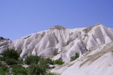 Free Cappadocia Rock Landscapes Royalty Free Stock Images - 3391249