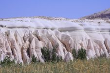Free Cappadocia Rock Landscapes Stock Photography - 3391332