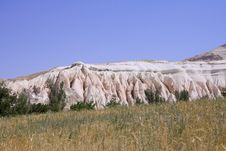 Free Cappadocia Rock Landscapes Stock Photo - 3391340