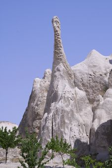 Free Cappadocia Rock Landscapes Stock Photos - 3391533