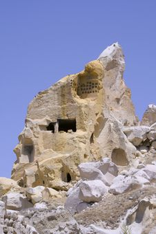 Free Cappadocia Rock Landscapes Stock Photography - 3391552