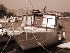 Free Old Boat Stock Photo - 3391620