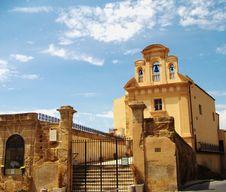Free Agrigento S Architecture Stock Photo - 3391770