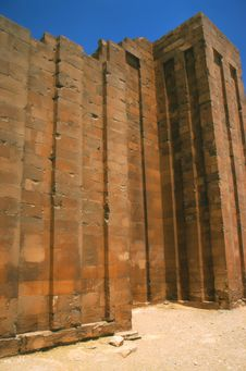 Free Djoser Funerary Complex Stock Photos - 3391853
