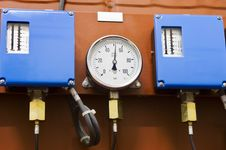 Free Pressure Gauge Stock Photos - 3391923