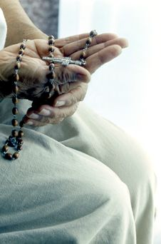 Free Rosary Royalty Free Stock Image - 3392276
