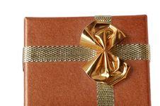 Free Gift Box Royalty Free Stock Image - 3392676