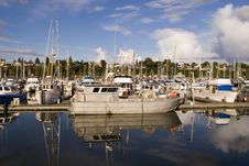 Free Old Fishing Boat Stock Images - 3392854