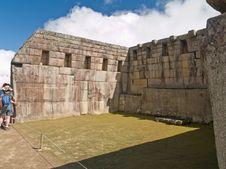 Free Machu Picchu Royalty Free Stock Photo - 3393545