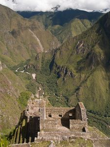 Free Machu Picchu Stock Photos - 3393593