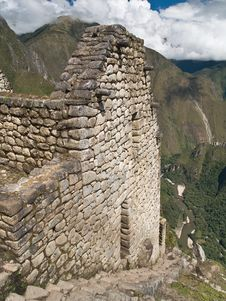 Free Machu Picchu Royalty Free Stock Images - 3393639