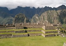 Free Machu Picchu Royalty Free Stock Photos - 3393828