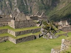 Free Machu Picchu Royalty Free Stock Image - 3393926
