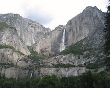 Free Yosemite Falls Stock Photos - 3394583