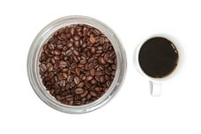 Free Coffee And Cup Royalty Free Stock Photos - 3395228